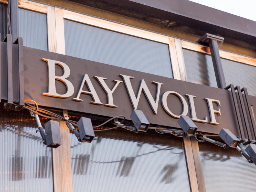 Bay Wolf